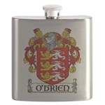 O'Brien Coat of Arms Flask