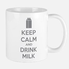 Keep calm and drink milk Mug