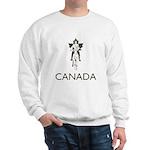 Retro Canada Sweatshirt