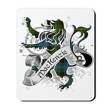 MacKenzie Tartan Lion Mousepad