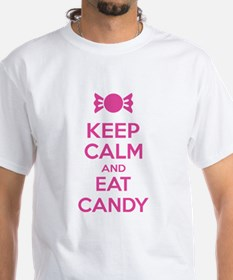 Keep calm and eat candy Shirt