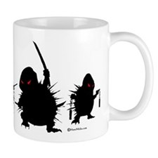 Ninja Hedgehogs Mug