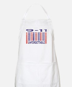 9-11 Unforgettable September 11th BBQ Apron