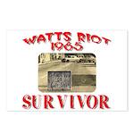 1965 Watts Riot Survivor Postcards (Package of 8)