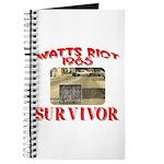 1965 Watts Riot Survivor Journal