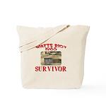 1965 Watts Riot Survivor Tote Bag