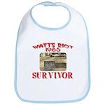 1965 Watts Riot Survivor Bib