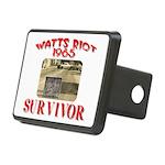 1965 Watts Riot Survivor Rectangular Hitch Cover