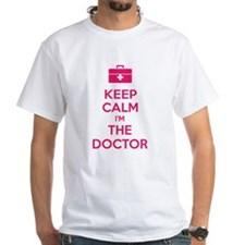Keep calm I'm the doctor Shirt