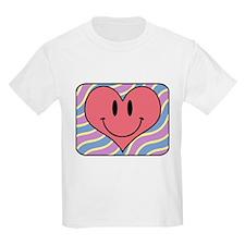 Cute Happy Heart T-Shirt