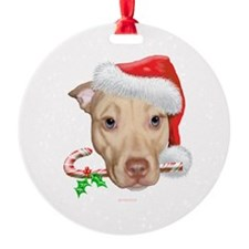 Zoey Ornament (Round)