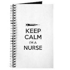 Keep calm I'm a nurse Journal