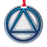 Clean sober Ornaments
