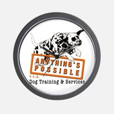 Anything's Possible LLC Wall Clock