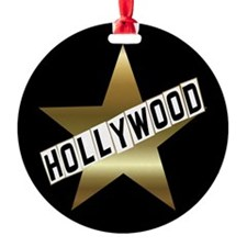 HOLLYWOOD California Hollywood Walk of Fame Orname