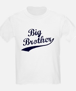 Big Brother Blue T-Shirt