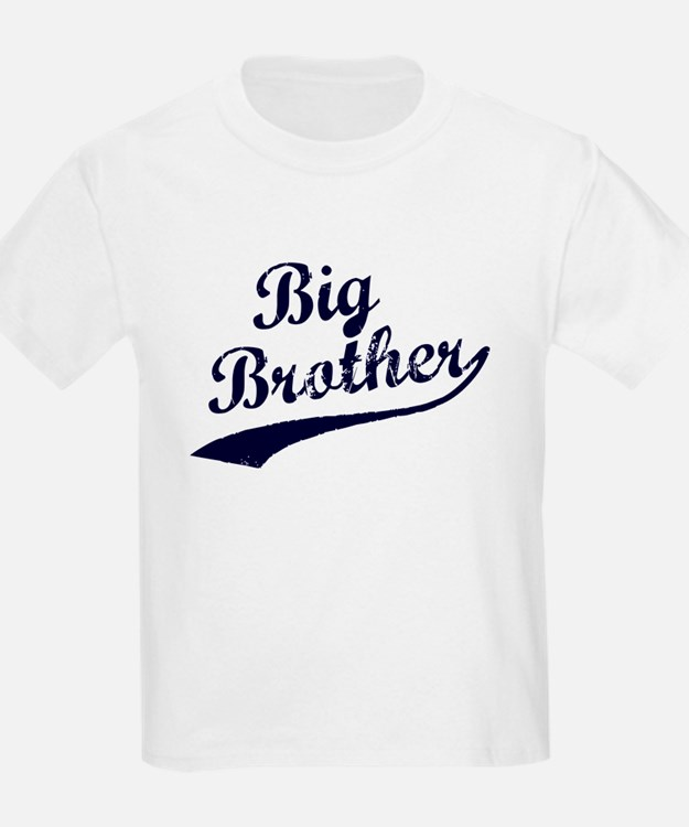 Big brother clothing big brother apparel clothes for Big blue t shirts