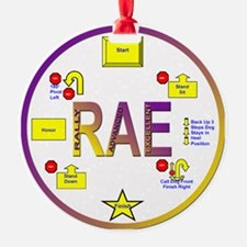 RAE Ornament (Round)