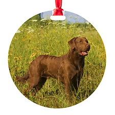 CHESSIE Ornament (Round)