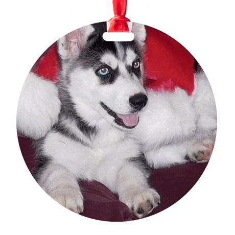 Holiday Ornaments Ornament (Round)