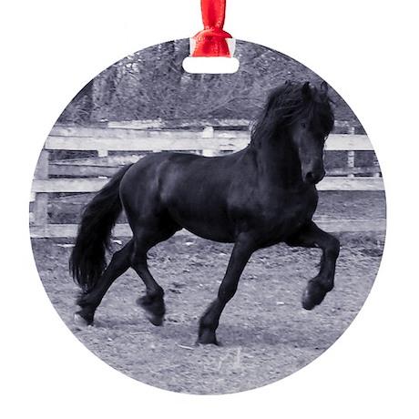 Baron*04 Ornament (Round)