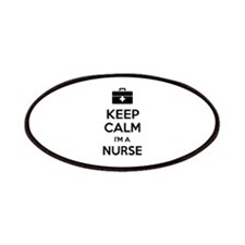 Keep calm I'm a nurse Patches