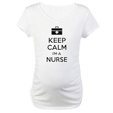Keep calm I'm a nurse Shirt