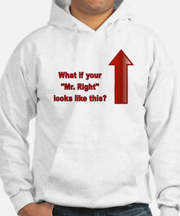 Funny Perfect women Hoodie