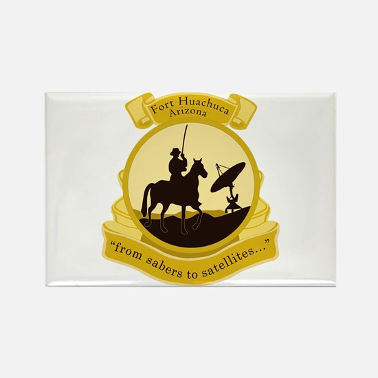 Fort Huachuca Rectangle Magnet