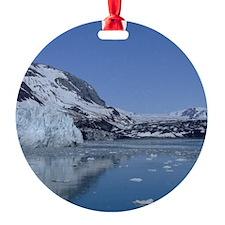 Glacier Bay Ornament (Round)