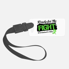 Ready Fight Lymphoma Luggage Tag