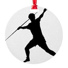Javelin Ornament (Round)