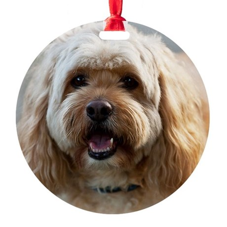 Dee Jay's Ornament (Round)
