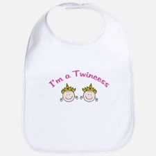 I'm a Twincess Bib