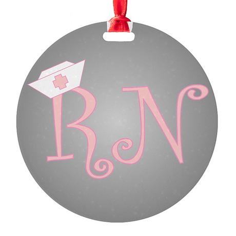 RN Ornament (Round)