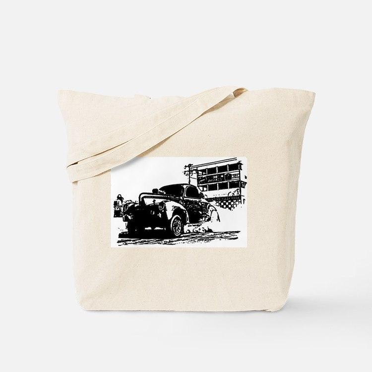 AFTMBW Old School Gasser.jpg Tote Bag