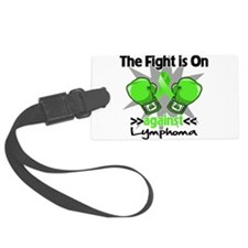 Fight is On Against Lymphoma.png Luggage Tag