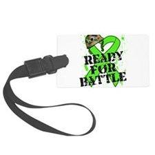 Lymphoma Ready For Battle.png Luggage Tag