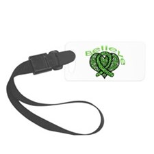 Believe Lymphoma.png Luggage Tag