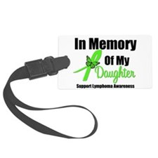 inmemorylymphoma-Uncle.png Luggage Tag