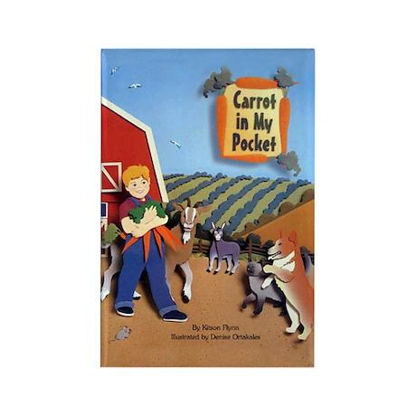 Carrot Magnet (10 pack)