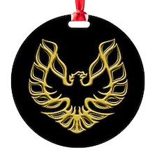 Firebird / Trans Am Ornament (Round)