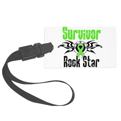 Survivor Rock Star - Lymphoma.png Large Luggage Ta