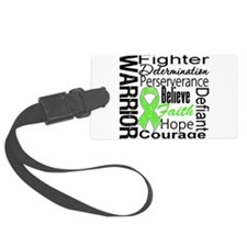 Lymphoma Warrior Collage.png Luggage Tag