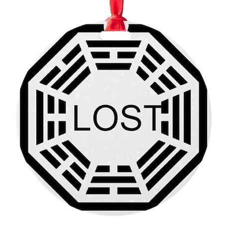 LOST: Dharma/LOST / Ornament (Round)