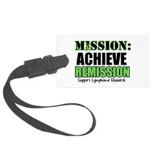 missionachieveremissionlimegreen.png Luggage Tag