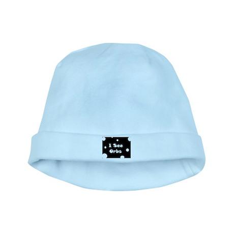 I See Orbs baby hat