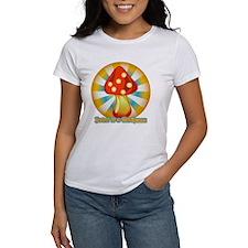 Jesus is a Mushroom Tee