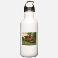 Lets Go Cinnamon Bear Water Bottle