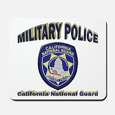 California National Guard MP Mousepad
